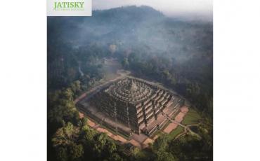 Jasa Drone Murah Jawa Tengah | Borobudur