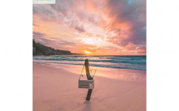 Wisata Jogja Pantai Samas | Jasa Sewa Drone Jogja