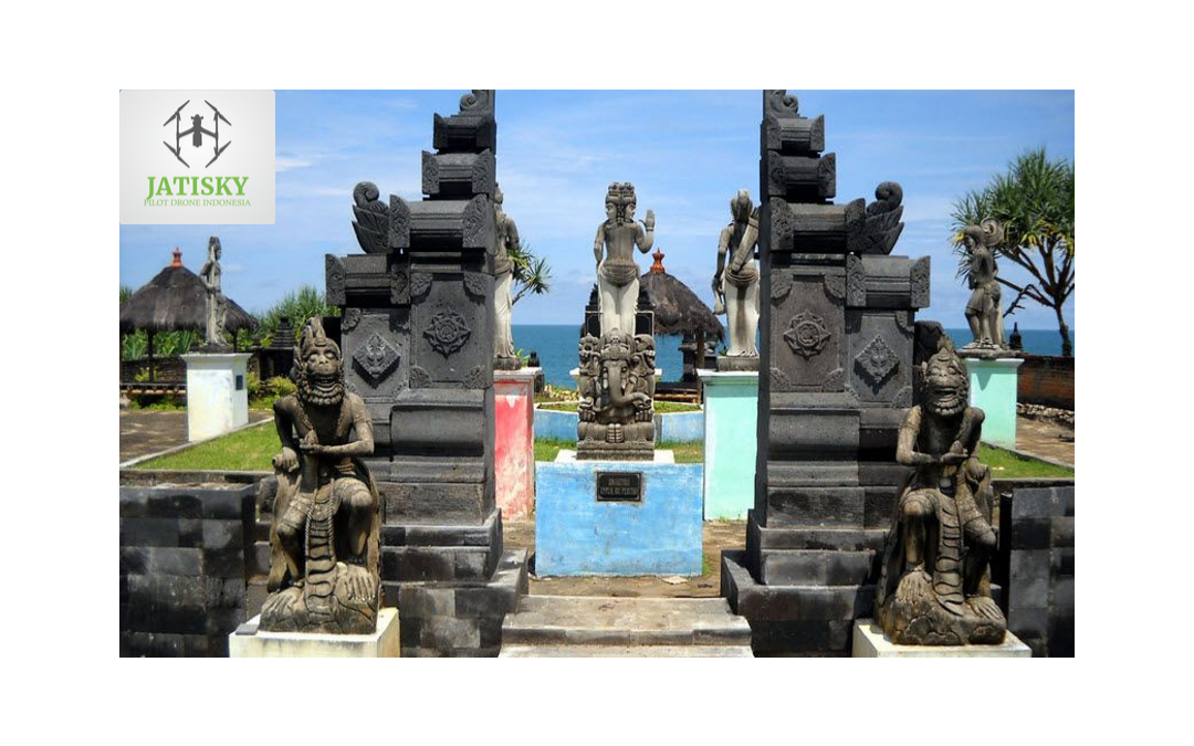 Jasa Sewa Drone murah Pantai Ngobaran Yogyakarta