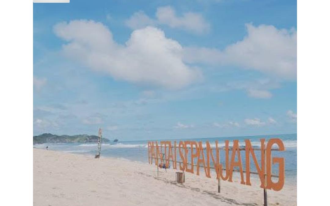 Nikmati Hamparan Pasir Putih di Pantai Sepanjang Yogyakarta